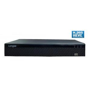 LONGSE XVR Υβριδικό καταγραφικό, H265+HD, DVR, 4 έως 16 κανάλια IP XVRDA2004HD