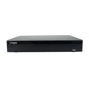 LONGSE XVR Υβριδικό καταγραφικό, H265+HD, DVR, 16 έως 32 κανάλια IP XVRDA3116HD