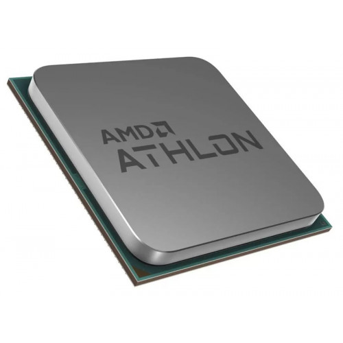AMD CPU Athlon 3000G, 2 Cores, 3.5GHz, AM4, 5ΜΒ, tray YD3000C6M2OFH