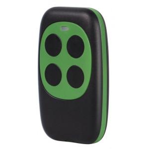 Χειριστήριο αντιγραφής Face to Face YET2144, 433MHz, πράσινο YET2144-GN