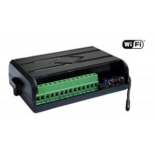 Ασύρματος δέκτης τηλεχειρισμού 4 καναλιών YET404PC, 433MHz YET404PCW