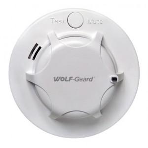 WOLF GUARD ασύρματος ανιχνευτής καπνού YG-09 YG-09