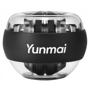 YUNMAI περιστροφικό μπαλάκι καρπού YMGB-Z701, μαύρο YMGB-Z701