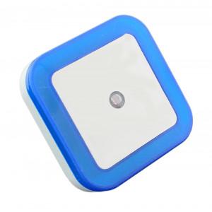 Φωτάκι νυκτός ZD19B με αισθητήρα φωτός, 220V, μπλε ZD19B