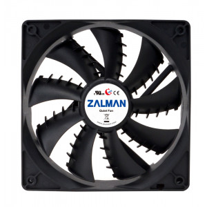 ZALMAN ανεμιστήρας ZM-F1 PLUS (SF), Ultra Quiet, 80mm, 12V 3pin ZM-F1PLUS-SF