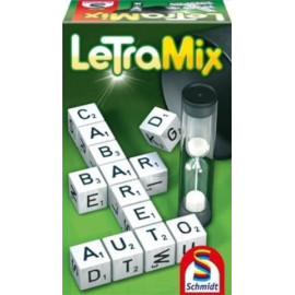 LETRA - MIX (ΛΑΤΙΝ ΚΥΒΟΛΕΞΟ) SCHMIDT 300014