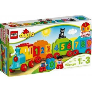 DUPLO NUMBER TRAIN ΓΙΑ 18+ ΜΗΝΩΝ LEGO 10847