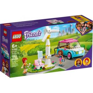 FRIENDS ΗΛΕΚΤΡΙΚΟ ΑΥΤΟΚΙΝΗΤΟ ΤΗΣ ΟΛΙΒΙΑ ΓΙΑ 6+ ΕΤΩΝ LEGO 41443