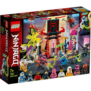 LEGO NINJAKO GAMER'S MARKET 71708
