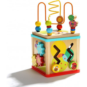 TOPBRIGHT GARDEN 5 IN ONE ACTIVITY CUBE 120315