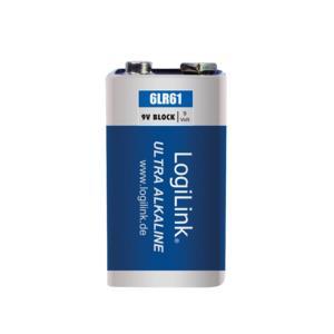 LOGILINK Battery 9V Alkaline Logilink 6LR61