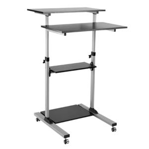 LOGILINK Compact Mobile Stand Up Computer Workstation Logilink BP0070