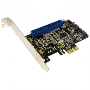 LOGILINK Pci Express to 2x SATA 1x IDE Logilink PC0064