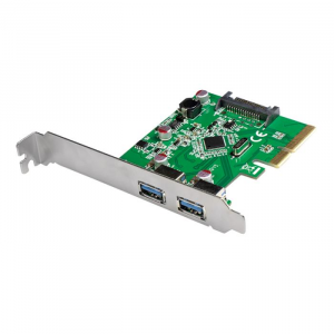 LOGILINK Pci Express to 2x USB 3.1 Gen2  Logilink PC0080