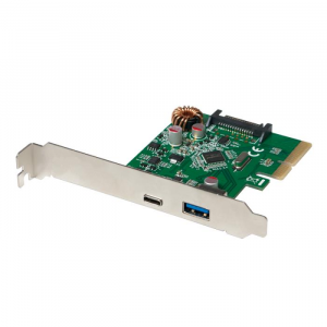 LOGILINK Pci Express to 1xUSB 3.1 Gen2 1xType-C  Logilink PC0081