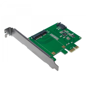 LOGILINK Pci Express to 1x mSATA SSD+1xSATA HDD Logilink PC0077