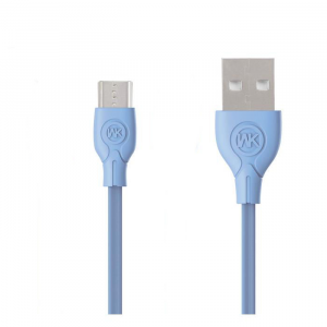 WK Charging Cable WK Micro Blue 1m Ultra speed Pro WDC-041