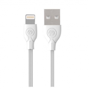 WK Charging Cable WK i6 White 1m Ultra speed Pro WDC-041