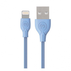 WK Charging Cable WK i6 Blue1m Ultra speed Pro WDC-004/WDC-041