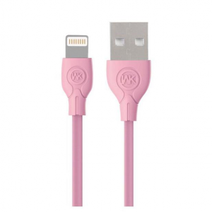 WK Charging Cable WK i6 Pink 1m Ultra speed Pro WDC-004/WDC-041