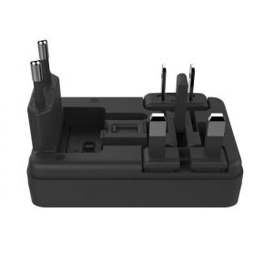 WK Charger Universal WK WP-U08 Black
