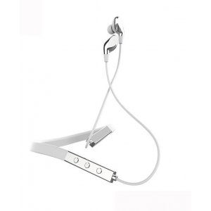 WK Earphone WK BT BD370 White