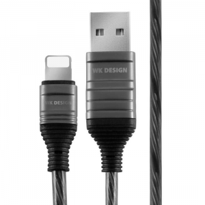 WK Charging Cable WK i6 Black 1m Kutry WDC-075