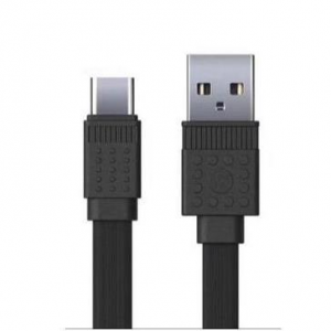 WK Charging Cable WK TYPE-C Black 1m WDC-070 5A