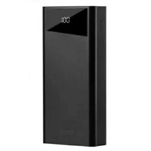 WK Power Bank WK 30000mAh JINEN Black WP-085