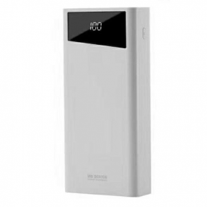 WK Power Bank WK 30000mAh JINEN White WP-085