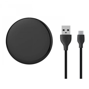 WK Charger Wireless WK Circle WP-U32 5W Black