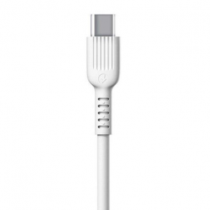 WK Charging Cable WK Micro White 1m WDC-077