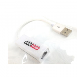 USB 2.0 to 1 Fast Ethernet Aculine AD-015