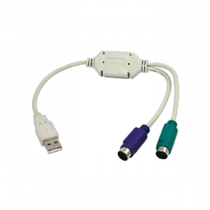 USB 2.0 to 2 PS/2 Logilink AU0004A
