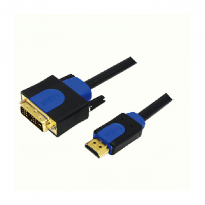 Cable HDMI/DVI Retail 10m Logilink CHB3110