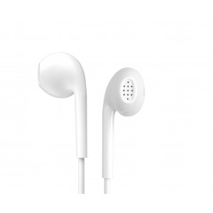 Earphone WK Y12 Type-C White