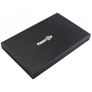 Enclosure 2,5 SATA USB 3.0 Power On EC-200