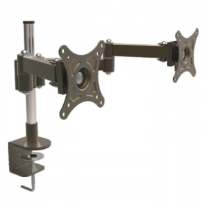 Monitor Bracket Focus Mount Two Arms FDM-204A