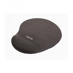 Mousepad GEL Wrist Rest LogiLink ID0027 Black