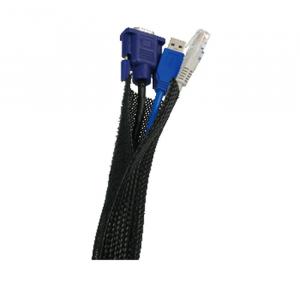 Cable FlexWrap 1,8m Logilink KAB0006 Black