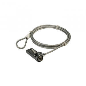 Notebook security lock with combination Logilink NBS002