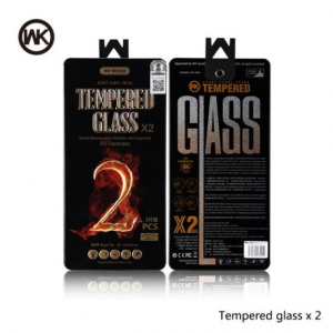 Tempered Glass WK (2pcs set) For HuaWei P10 LITE