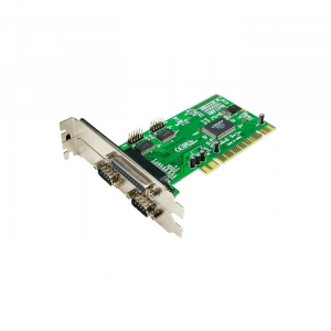Pci to 1parallel+2serial Logilink PC0018