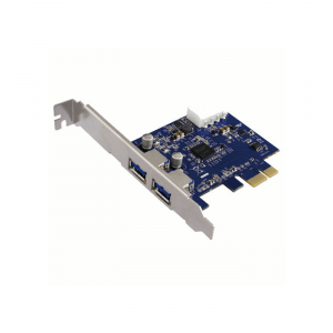 PCI Express to 2x USB 3.0 LogiLink PC0054