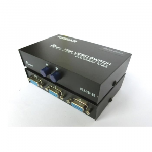VGA Video Switch 4  Port Aculine SW-004