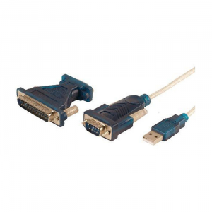 USB 2.0 to 1 serial 9/25 Logilink UA0042A