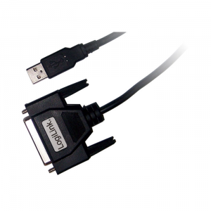 USB 2.0 to 1 parallel D-SUB 25 Logilink UA0054A