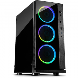 Computer Case Inter-Tech W-III RGB
