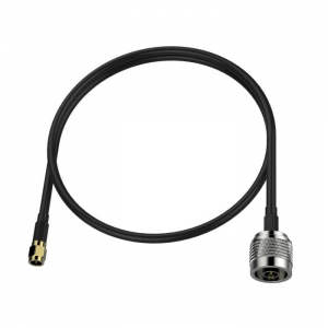 Cable Antenna RP-SMA to N Pigtail LMR200 0.5m WIS-PT50SN