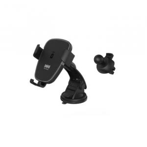 Wireless Charging Holder for Smartphone WK WP-U42 Black